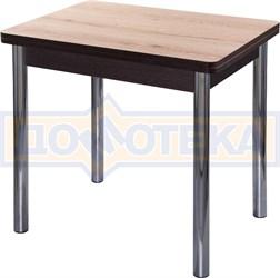 Кухонный стол из ЛДСП Дрезден М-2 ОС/ВН 02 (Орех светлый)