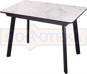 Стол с керамогранитом Диско ПР КРМ 85 ВН 93 ЧР