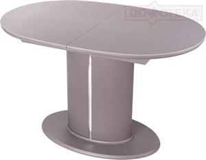 Стол с камнем - Румба О-1 на центральной ножке 07 СМ 06-1 СМ
