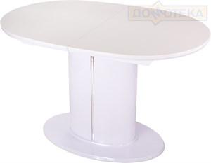 Стол с камнем - Румба О-2 на центральной ножке 04 БГ 06-2 БГ